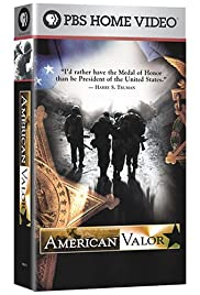 American Valor Poster