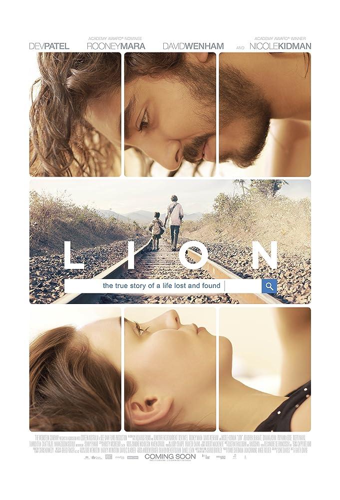 Lion film poster