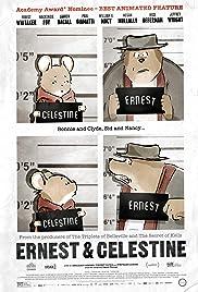 Ernest & Celestine Poster
