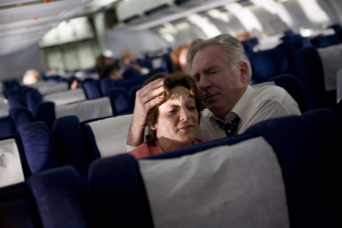 Tom O'Rourke and Becky London in United 93 (2006)