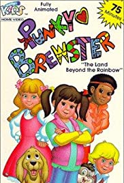 Punky Brewster Poster - TV Show Forum, Cast, Reviews