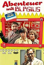 Abenteuer mit Blasius Poster