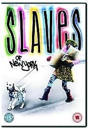 Slaves of New York Poster