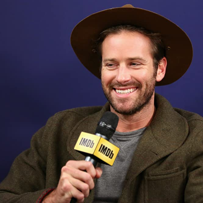 Armie Hammer at an event for The IMDb Studio (2011)