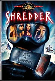 Shredder (2003) Poster - Movie Forum, Cast, Reviews