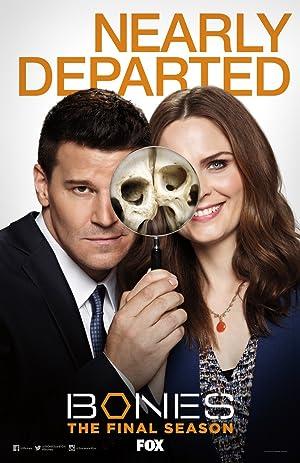 Poster Bones - Die Knochenjägerin