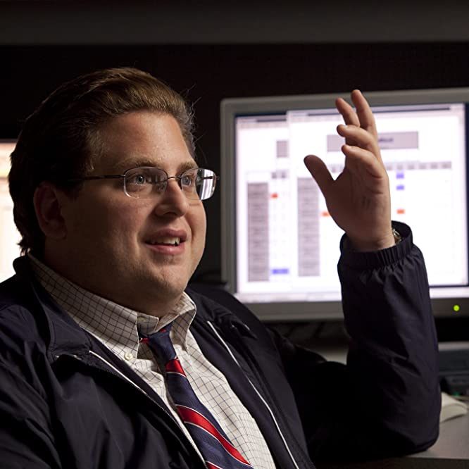 Jonah Hill in Moneyball (2011)