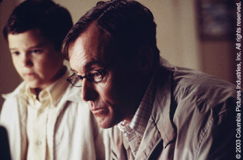 John C. McGinley and Bret Loehr in Identity (2003)