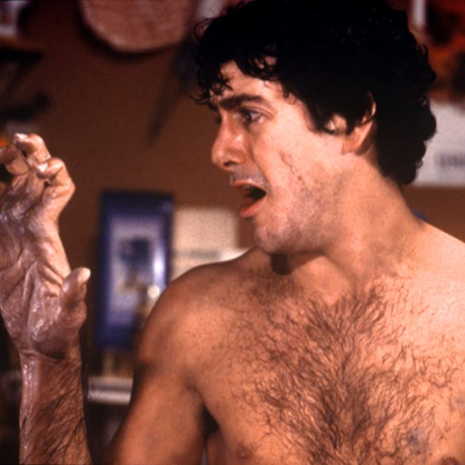 David Naughton in An American Werewolf in London (1981)