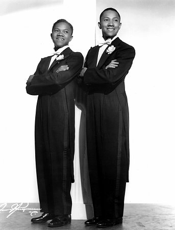 The Nicholas Brothers, Fayard and Harold c. 1936, **I.V.