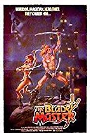 The Blade Master Poster