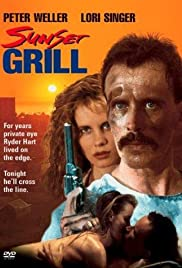 Sunset Grill (1993) Poster - Movie Forum, Cast, Reviews