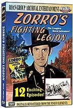 Primary image for Zorro's Fighting Legion