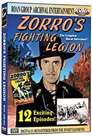 Zorro's Fighting Legion Poster