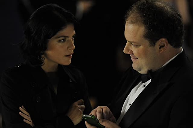 Selma Blair and Jordan Gelber in Dark Horse (2011)