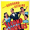 Fred Astaire, Paulette Goddard, Charles Butterworth, Burgess Meredith, and Artie Shaw in Second Chorus (1940)
