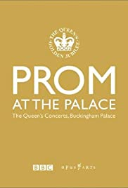 Prom at the Palace Poster