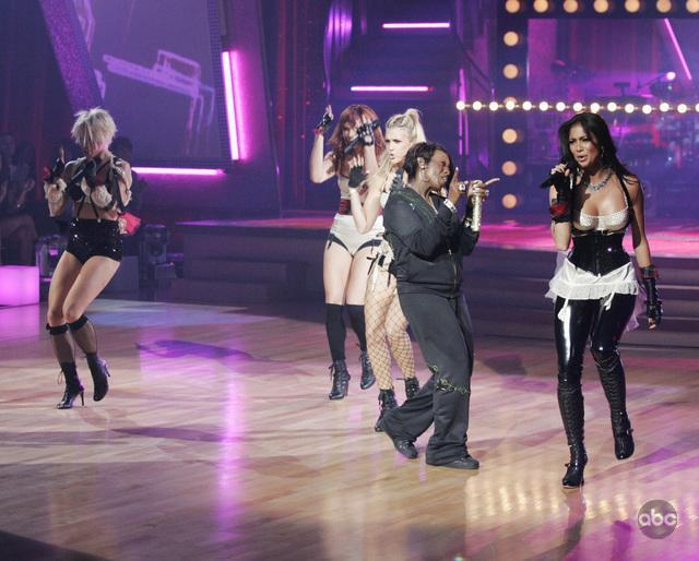 Nicole Scherzinger in Dancing with the Stars (2005)