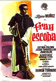 Fray Escoba Poster