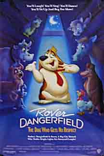 Rover Dangerfield poster