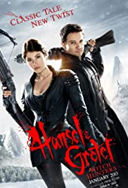 Hansel & Gretel: Witch Hunters Poster