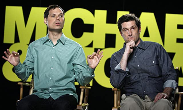 Michael Ian Black and Michael Showalter in Michael & Michael Have Issues. (2009)