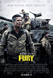 Fury poster