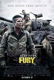 Fury Affiche du film