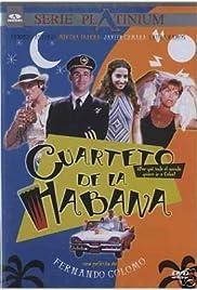 Cuarteto de La Habana Poster