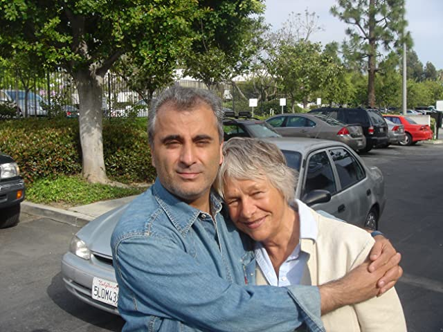 barry Navidi and Estelle Parsons