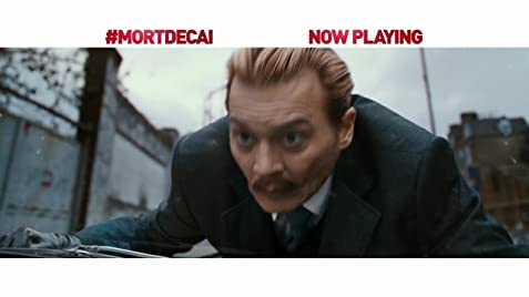 Mortdecai Move Review johnny depp2