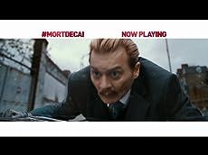 Mortdecai – Now Playing