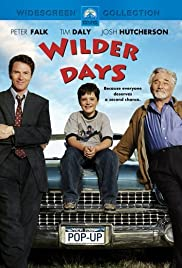 Wilder Days Poster