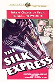 The Silk Express Poster
