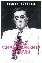That Championship Season (1982) Poster