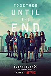 Sense8 - Season 1 poster
