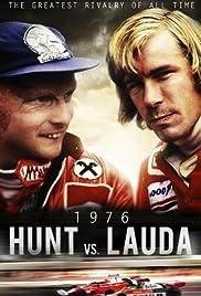 Hunt vs Lauda: F1's Greatest Racing Rivals(2013) Poster - Movie Forum, Cast, Reviews