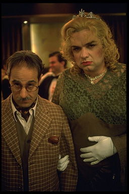 Stanley Tucci and Oliver Platt star as Arthur & Maurice