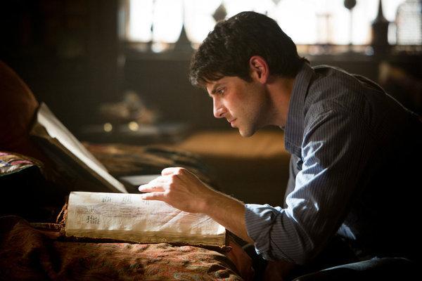 David Giuntoli in Grimm: Bad Moon Rising (2012)