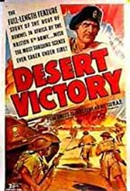 Desert Victory (1943) Poster - Movie Forum, Cast, Reviews