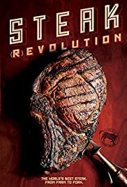 Steak (R)evolution Poster