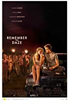 Image of Remember the Daze