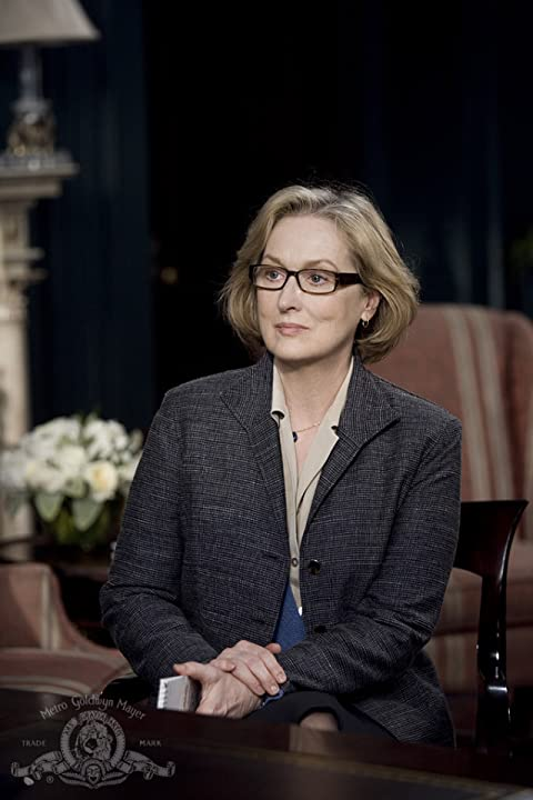 Meryl Streep in Lions for Lambs (2007)