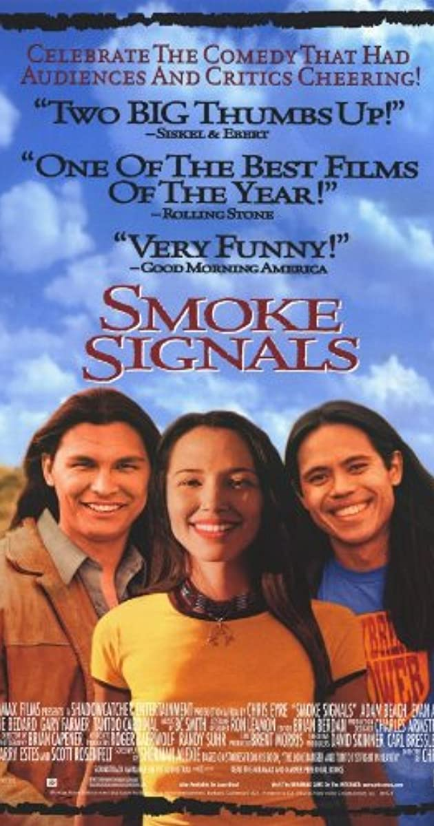 smoke signals plot summary imdb