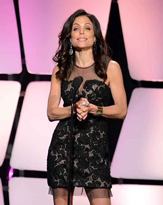 BEVERLY HILLS, CA - JUNE 23: Television personality Bethenny Frankel speaks onstage during The 39th Annual Daytime Emmy Awards from Executive Producer Gabriel Gornell of LocoDistro and broadcast on HLN held at The Beverly Hilton Hotel on June 23, 2012 in Beverly Hills, California.
