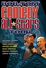 Bob & Tom Comedy All-Stars Tour Poster