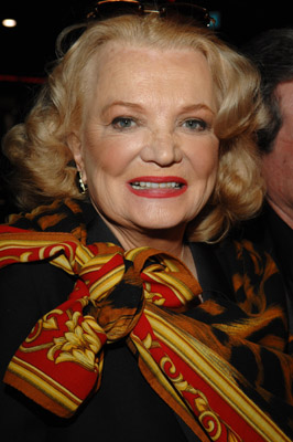 Gena Rowlands at an event for Alpha Dog (2006)