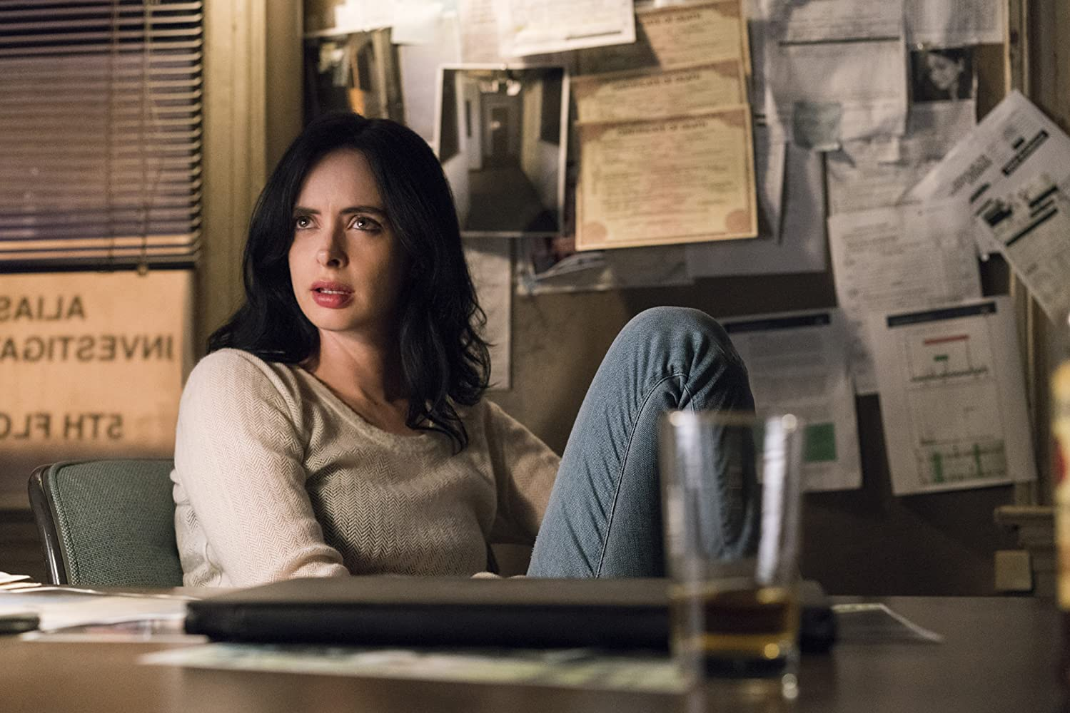Krysten Ritter in Jessica Jones (2015)