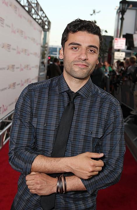Oscar Isaac at Drive (2011)