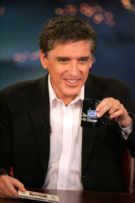 Craig Ferguson at an event for The Late Late Show with Craig Ferguson (2005)
